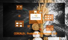 CEREALIS - Produtos Alimentares, S.A.