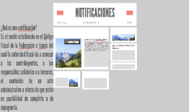 notifiaciones