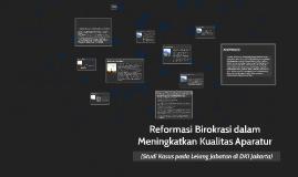 Copy of (Studi Kasus pada Lelang Jabatan di DKI Jakarta)