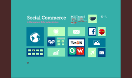 Copy of Social Commerce