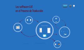 Copy of Los software CAT en el proceso de Traducción