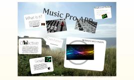 Music Pro App