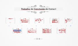 TCC I - Apresentação