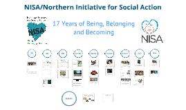 NISA: 15 Years of Being, Belonging, Becoming