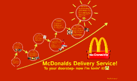 Copy of Copy of McDonalds Delivery Service?
