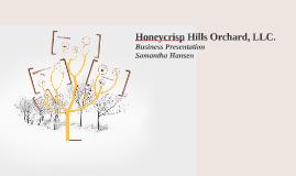 Honeycrisp Hills Orchard, LLC.