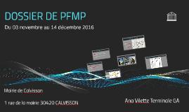 Dossier de PFMP