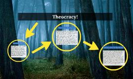 Theocracy!