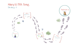 Strategy 5: Mary's SVA Song