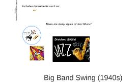 Jazz Music!