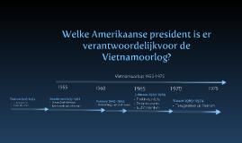 Geschiedenis Presentatie - Vietnamoorlog