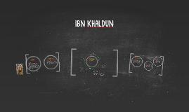 Copy of IBN KHALDUN