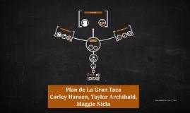 Plan de La Gran Taza