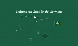 Sistema de Gestión del Servicio