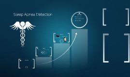 Copy of Sleep Apnea Detection