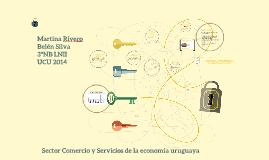 Sector Comercio y Servicios de la Economía Uruguaya