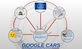 Electricity of the Google Cars