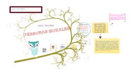 Copy of PERSONAS MORALES