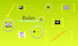 Copy of classroom rules