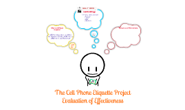 The Cell Phone Etiquette Project