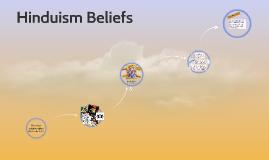 Mandala of Hinduism Beliefs
