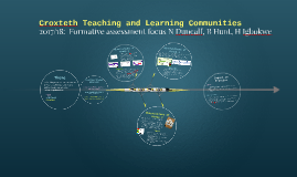 Croxteth Teaching and Learning Communities