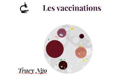 Les vaccinations