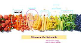 Copy of Alimentación Saludables para Escolares