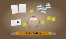 Lotte Bakker