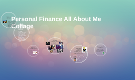 Personal Finance All About Me Collage