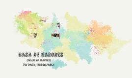 Casa De Sabores