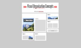 Visual Organization Concepts