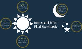 Romeo and Juliet - Final Sketchbook