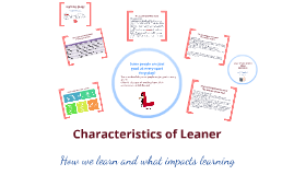 Characteristics of a Leaner