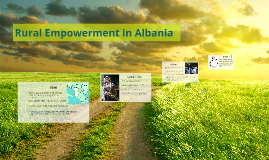 Rural Empowerment in Albania