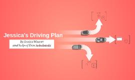 Jessica's Driving Plan