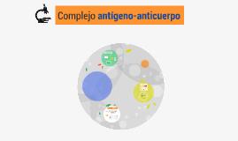 Complejo antígeno-anticuerpo