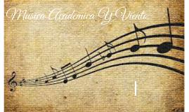 Musica Academia Y Vientot