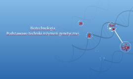 Biotechnologia.