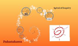 Pohutukawa Spiral of Inquiry