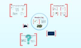 Masdar City - Eine Ökostadt in der Wüste