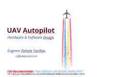 UAV Autopilot [ENG] [FULL]