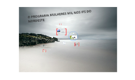 O PROGRAMA MULHERES MIL NOS IFS-NORDESTE