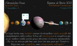Rivoluzioni Copernicane