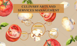 CULINARY ARTS AND SERVICES MANAGEMENT