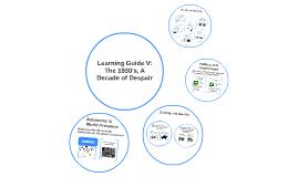Learning Guide V: