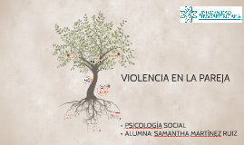 VIOLENCIA EN LA PAREJA