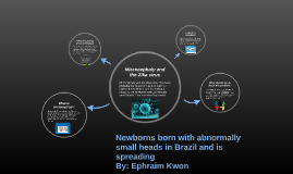 Newborns with abnormally small heads