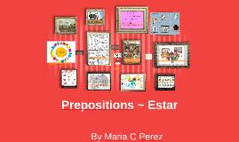S1_2.3_Prepositions + Estar