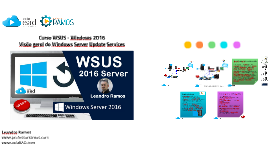 Windows Server 2016 - WSUS